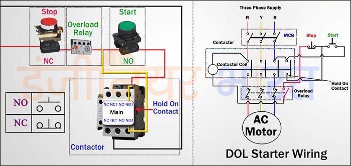 cutler hammer motor starter wiring diagram electrical